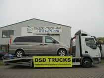 Zaloga DSD Trucks & Vans