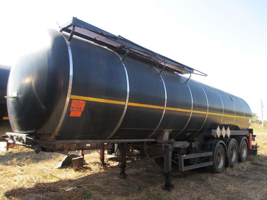cisterna za bitumen HENDRICKS 34 B