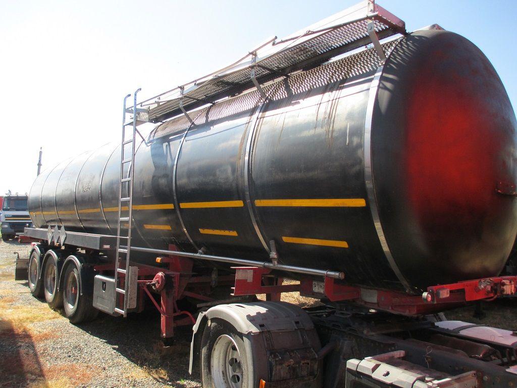 cisterna za bitumen HENDRICKS GOCH