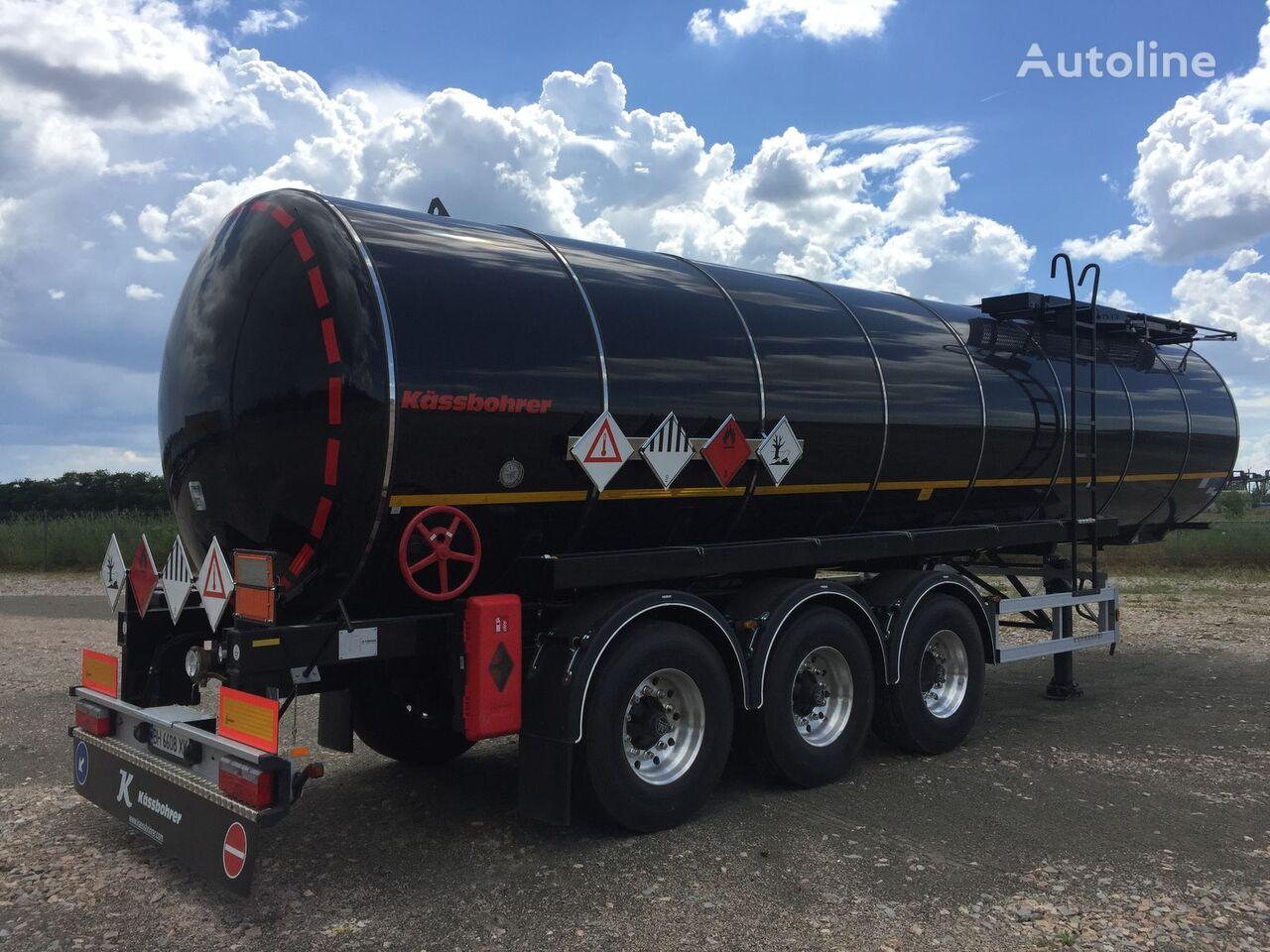 nova cisterna za bitumen KASSBOHRER K. STS.SS 32/ 1-10/24