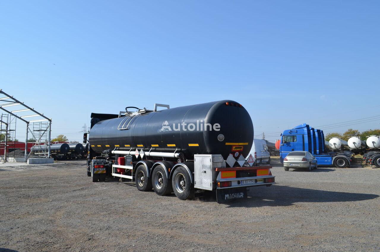 cisterna za bitumen MAGYAR SR40BT - INOX