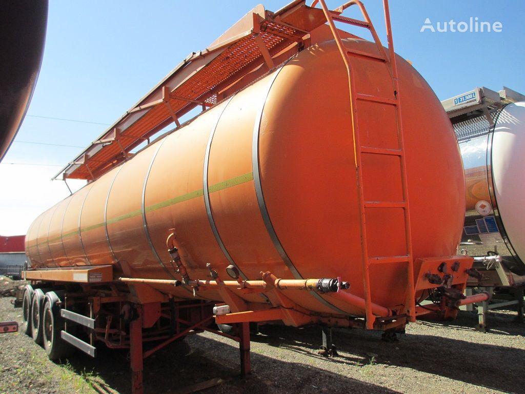 cisterna za bitumen SCHWARZMÜLLER TS 3E