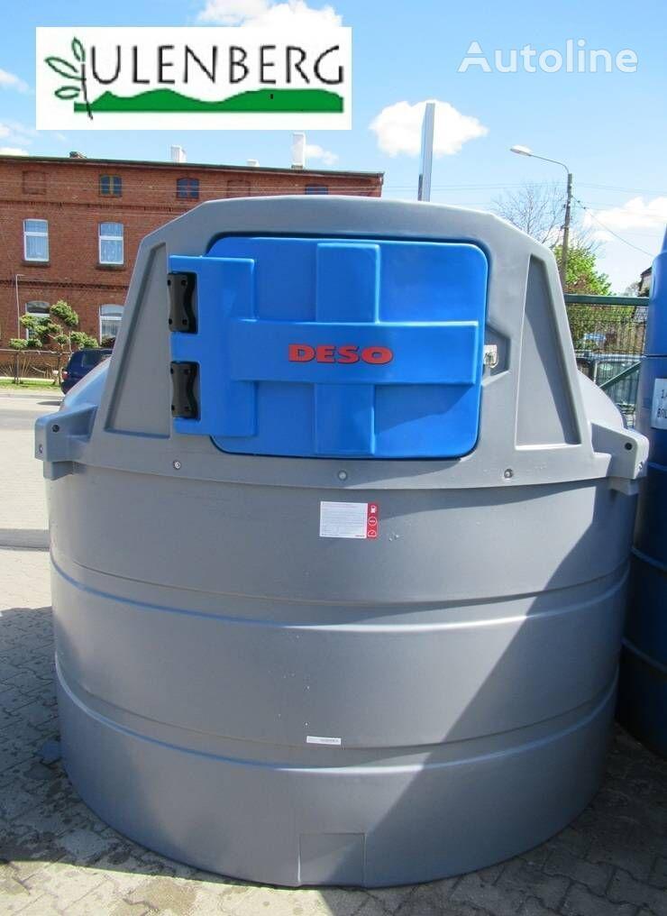 nova cisterna za gorivo Deso 5000