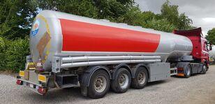cisterna za gorivo KASSBOHRER Tank 40000 Liter Petrol/Fuel ADR
