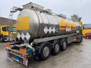 cisterna za gorivo MAGYAR 41 m3, ADR, FL, AT