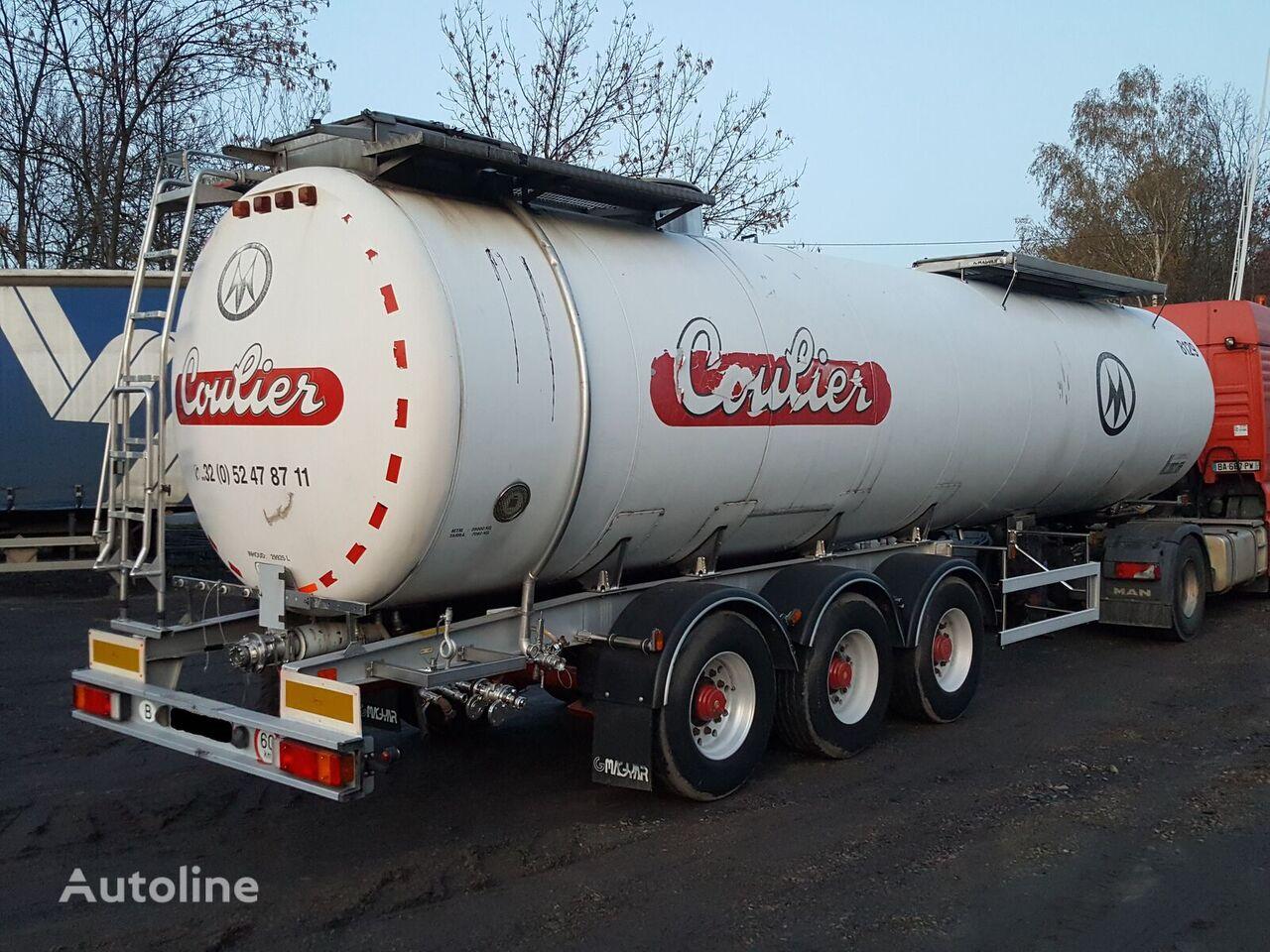 cisterna za gorivo MAGYAR  INTRAX RAMA Z NIERDZEWKI