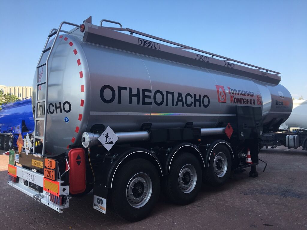 nova cisterna za gorivo NURSAN