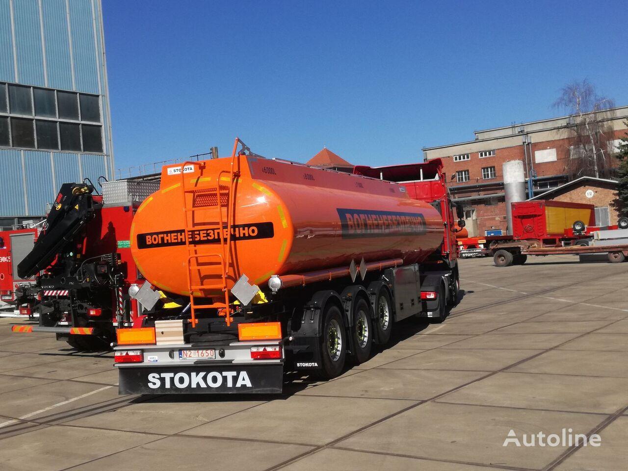 nova cisterna za gorivo STOKOTA