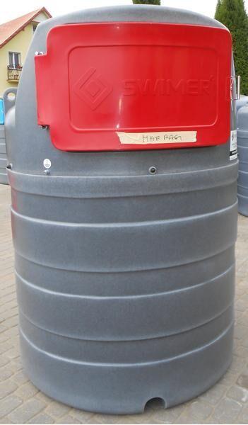 nova cisterna za gorivo SWIMER Diesel-Tank/ Double walled tank/ Zbiornik
