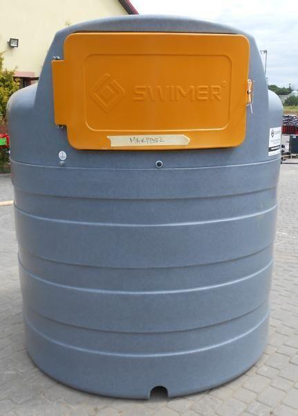 nova cisterna za gorivo SWIMER Diesel-Tank/ Tank/ Zbiornik dwupłaszczowy 2500 l