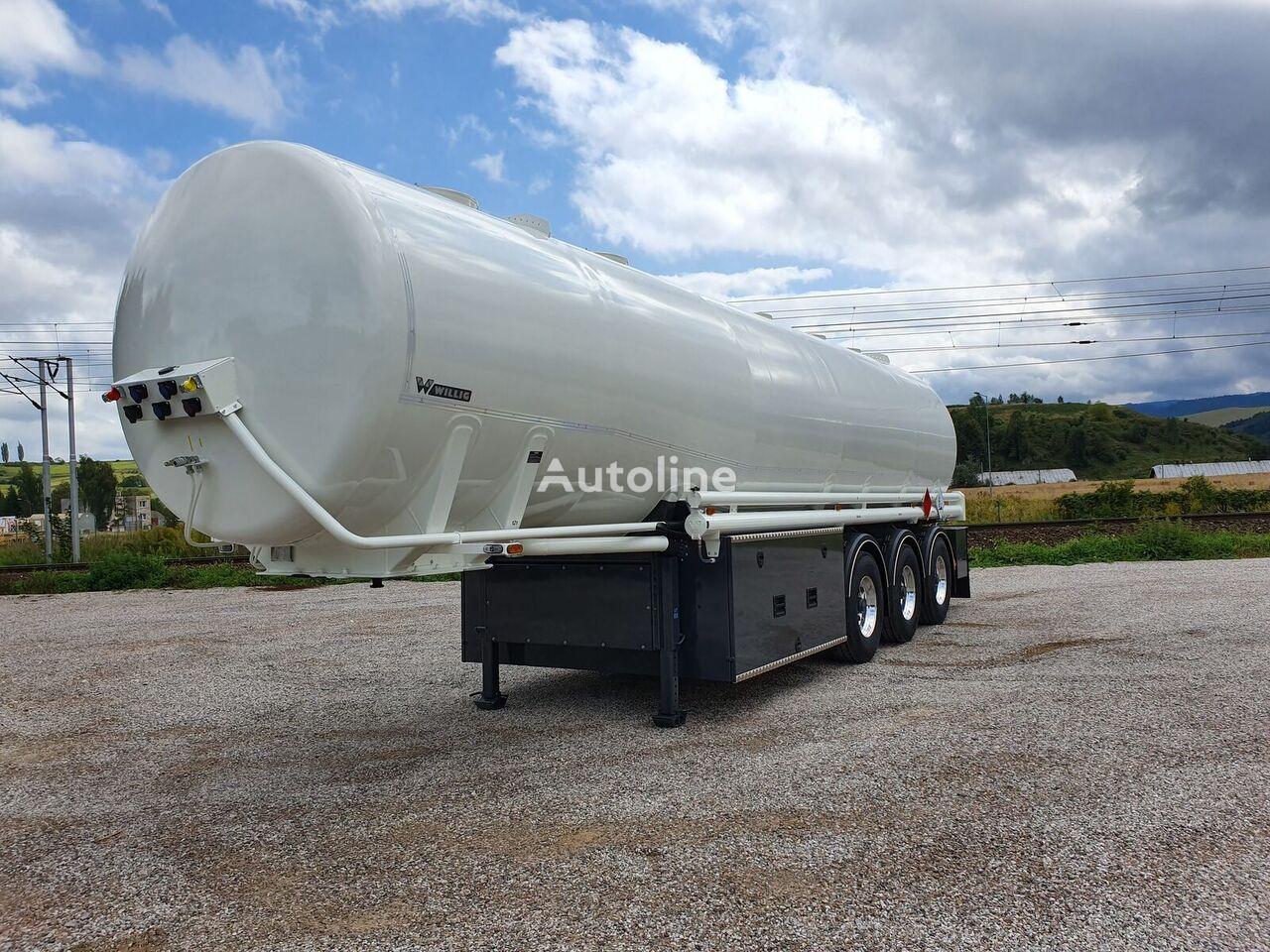 nova cisterna za gorivo WILLIG 3TSA