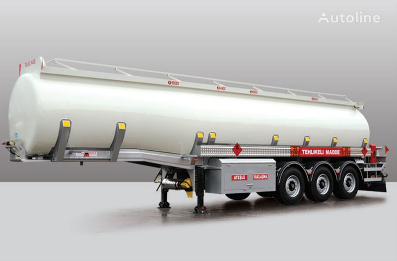 nova cisterna za kemikalije