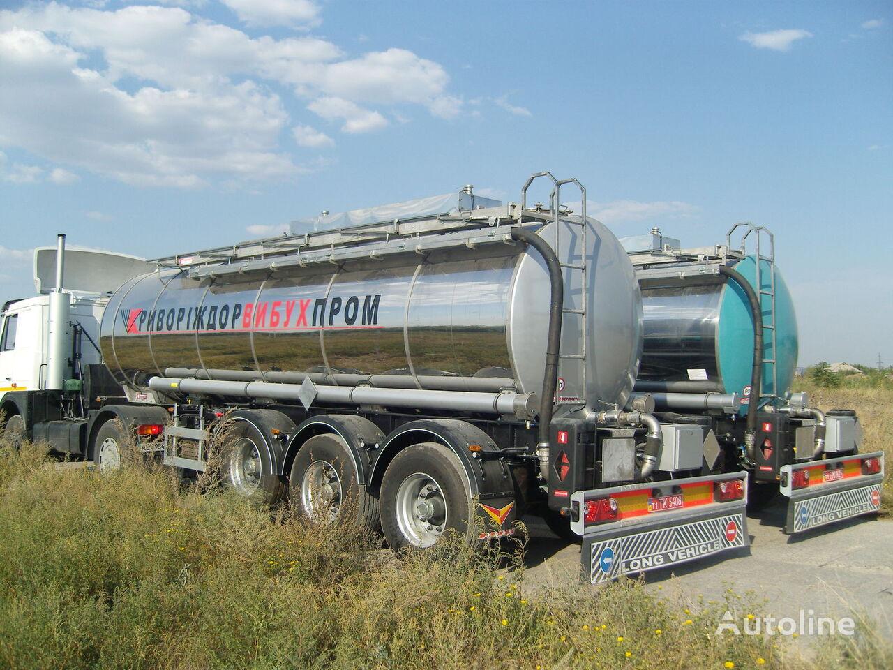 nova cisterna za kemikalije EVERLAST