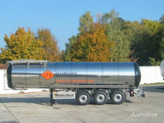 nova cisterna za kemikalije FELDBINDER TSA 30.3-3