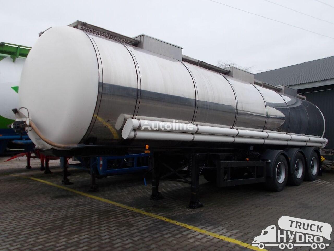 cisterna za kemikalije LAG GSA-24