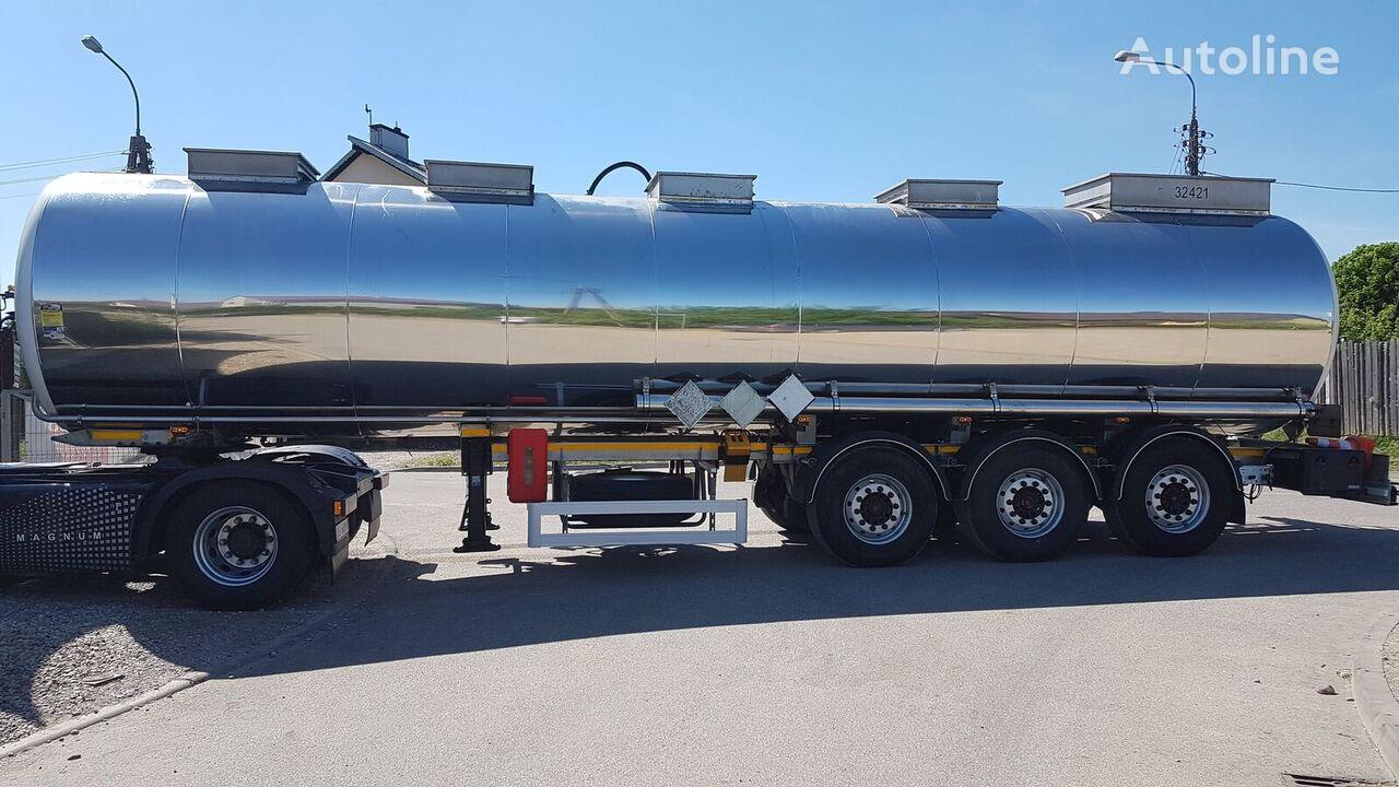 cisterna za kemikalije MAISONNEUVE L4BH