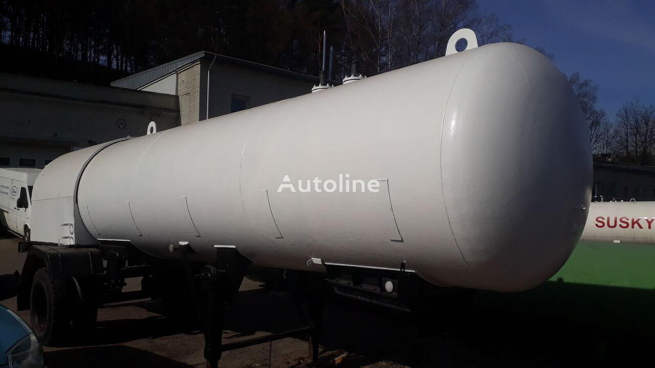 cisterna za plin ACERBI 12 m3