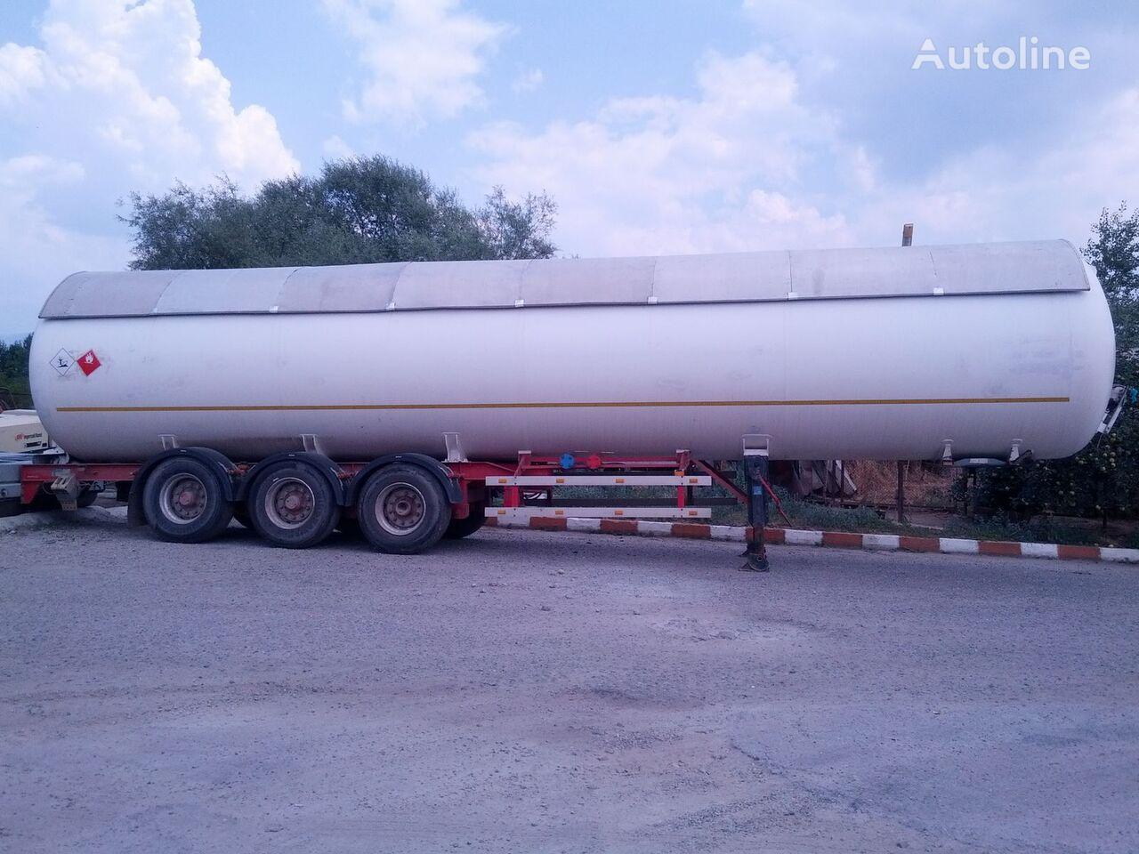 cisterna za plin ACERBI 20 G 545 PA