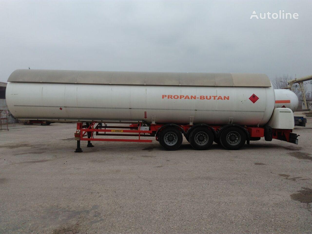 cisterna za plin ACERBI OMT 307