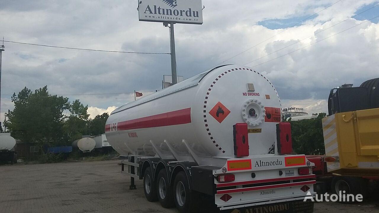 nova cisterna za plin ALTINORDU PRODUCER SINCE 1972, 6 TYERS