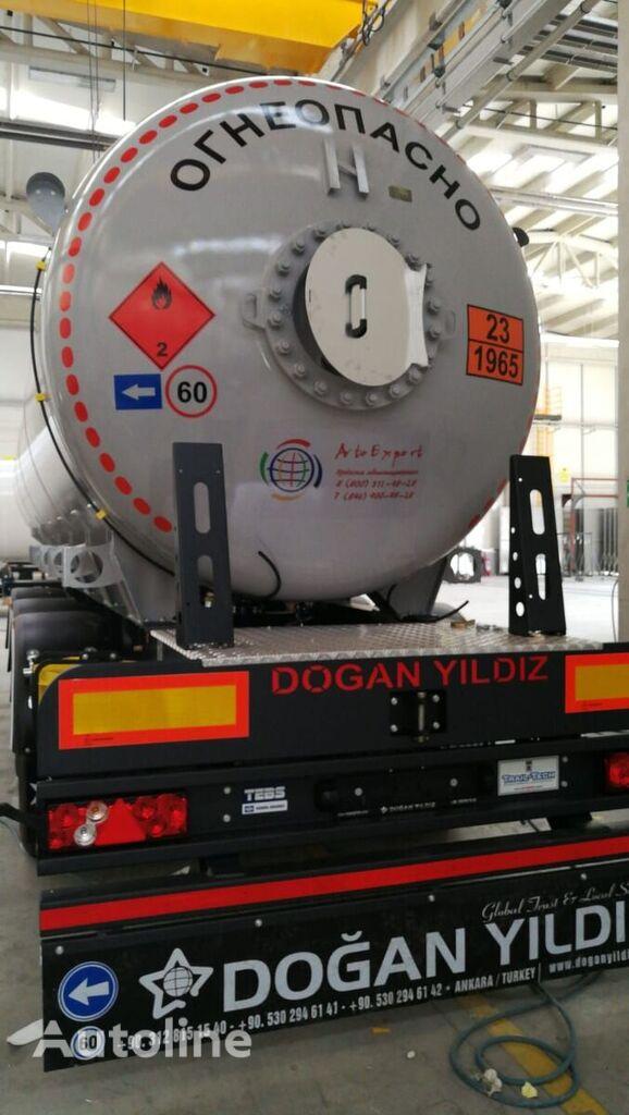 nova cisterna za plin DOĞAN YILDIZ DY3
