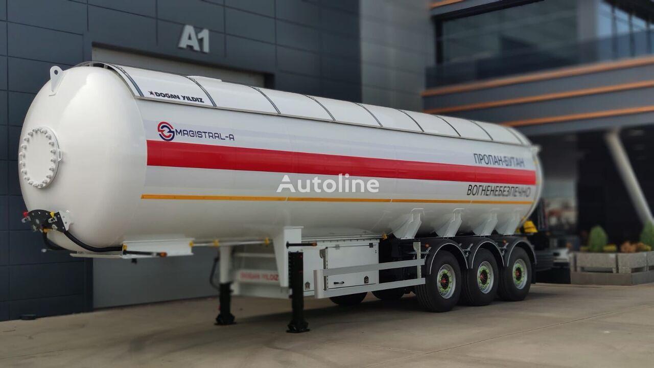 nova cisterna za plin DOĞAN YILDIZ LPG