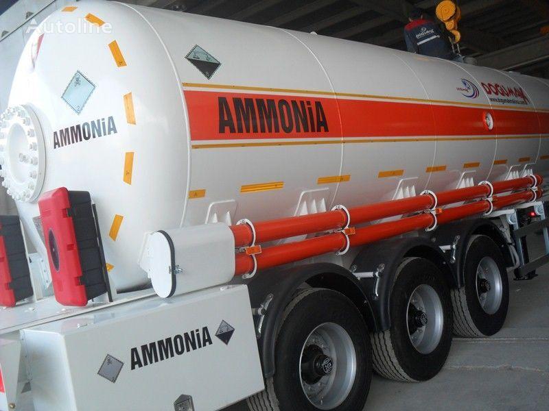 nova cisterna za plin DOĞUMAK AMMONIA NH3