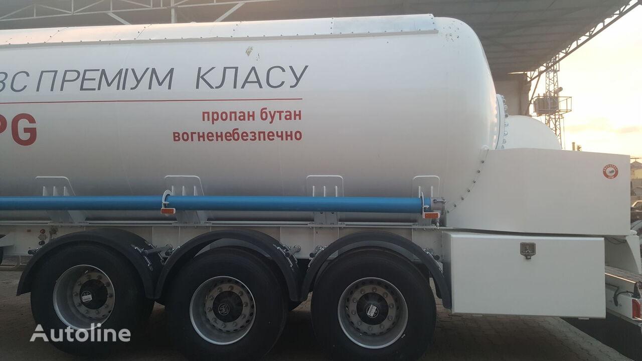 nova cisterna za plin DOĞUMAK CORKEN PUMP AND LIQUID  CONTROL(LC) MASFLOW METER