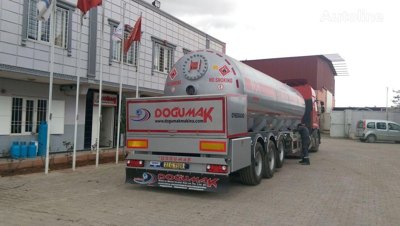 nova cisterna za plin DOĞUMAK DM-LPG