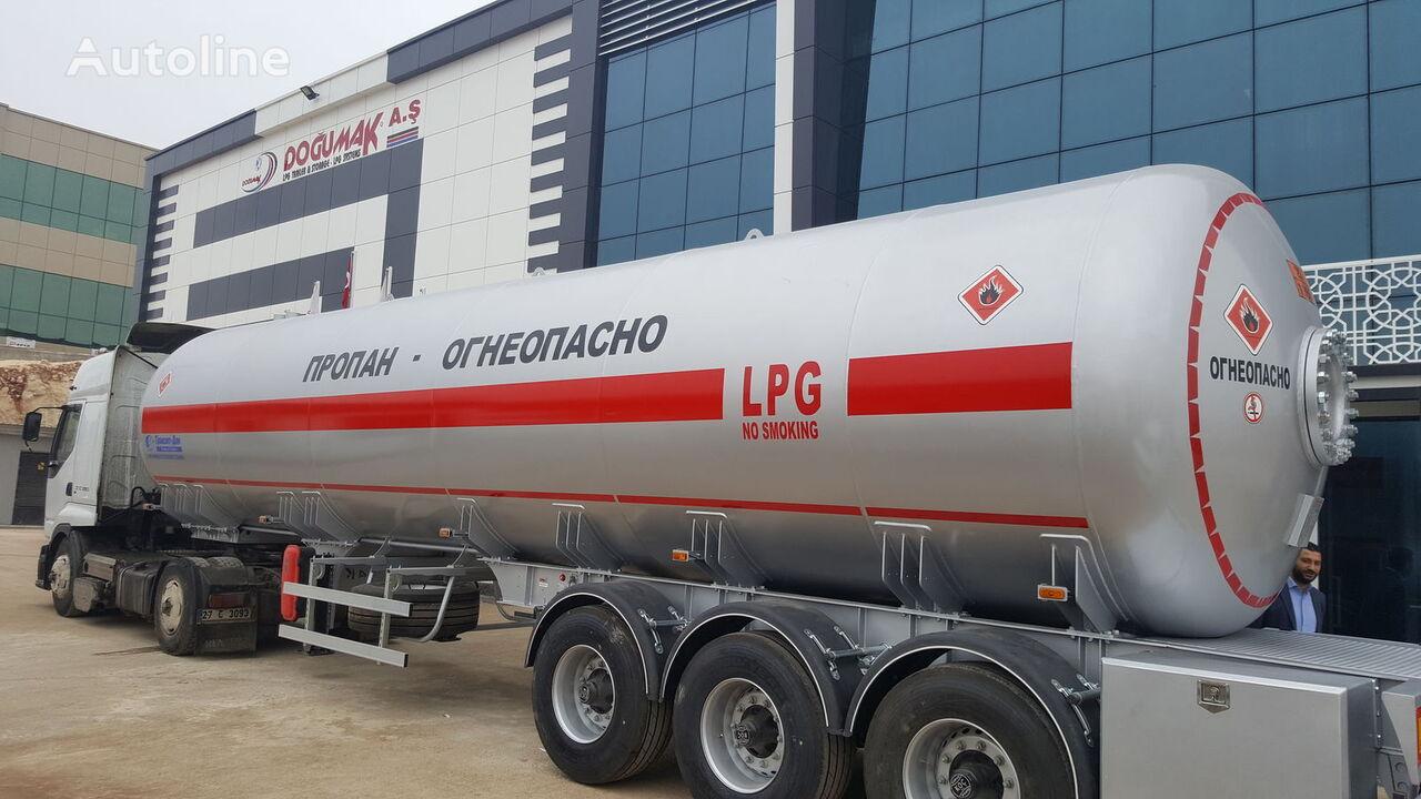 nova cisterna za plin DOĞUMAK DM - LPG 55 GRY