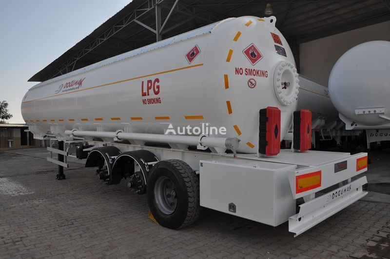 nova cisterna za plin DOĞUMAK LPG - DM35m3