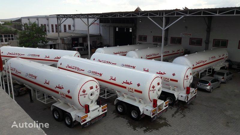 nova cisterna za plin DOĞUMAK LPG - YMN