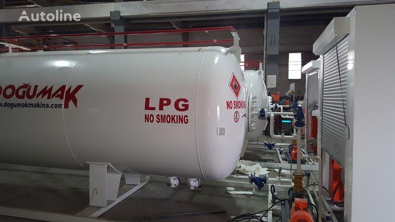 nova cisterna za plin DOĞUMAK Mini Lpg Cylinder Filling Station