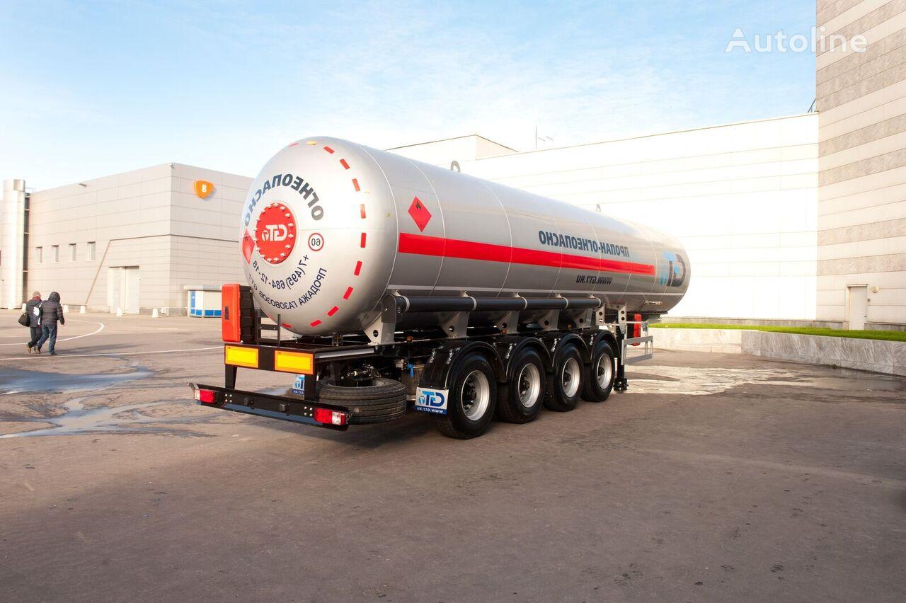 nova cisterna za plin GT7 PPCT-44