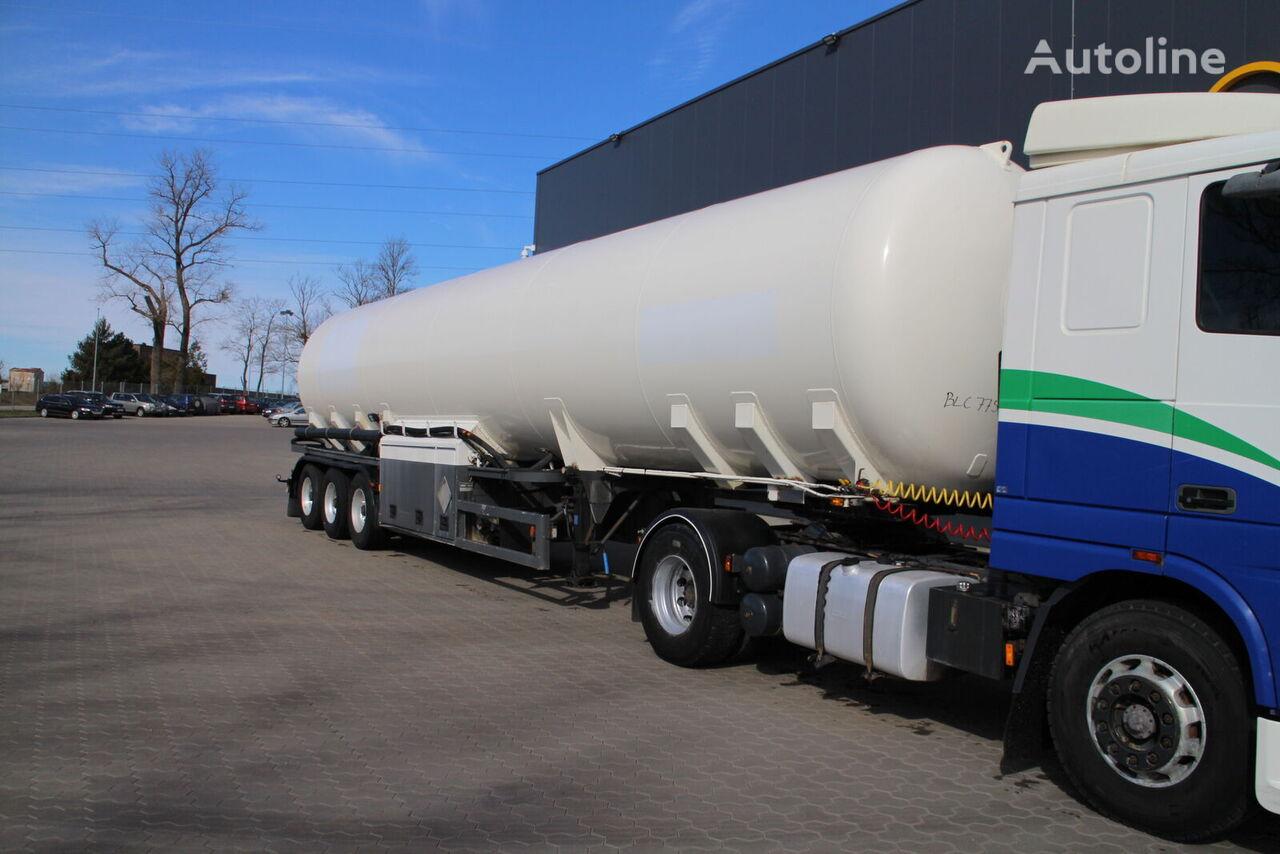 cisterna za plin INTERCONSULT + pump + meter