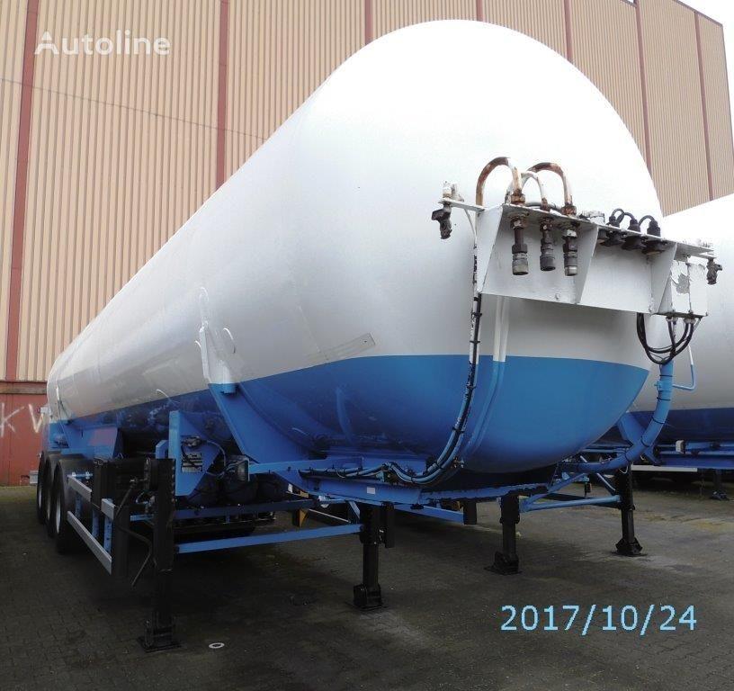 cisterna za plin KLAESER GAS, Cryogenic, Oxygen, Argon, Nitrogen
