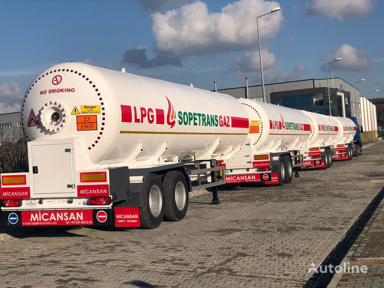 nova cisterna za plin Micansan