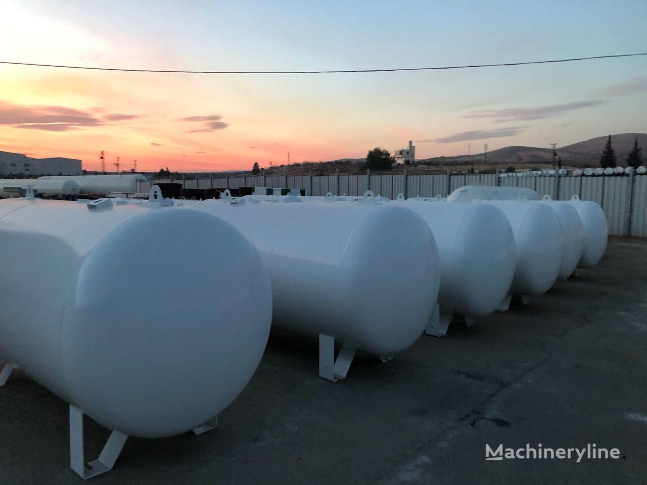 nova cisterna za plin Micansan 2020 MODEL 10 M3 LPG STORAGES FULL ACCESORIES
