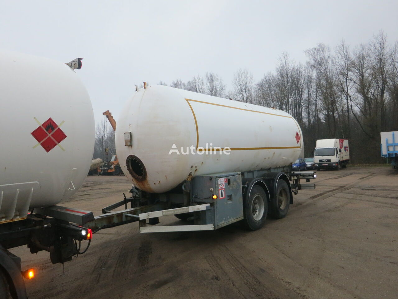 cisterna za plin OMSP MACOLA TBT24N