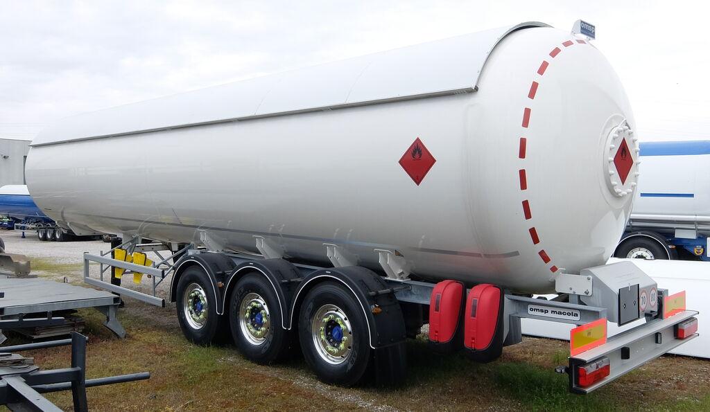 nova cisterna za plin OMSP ST565PRT
