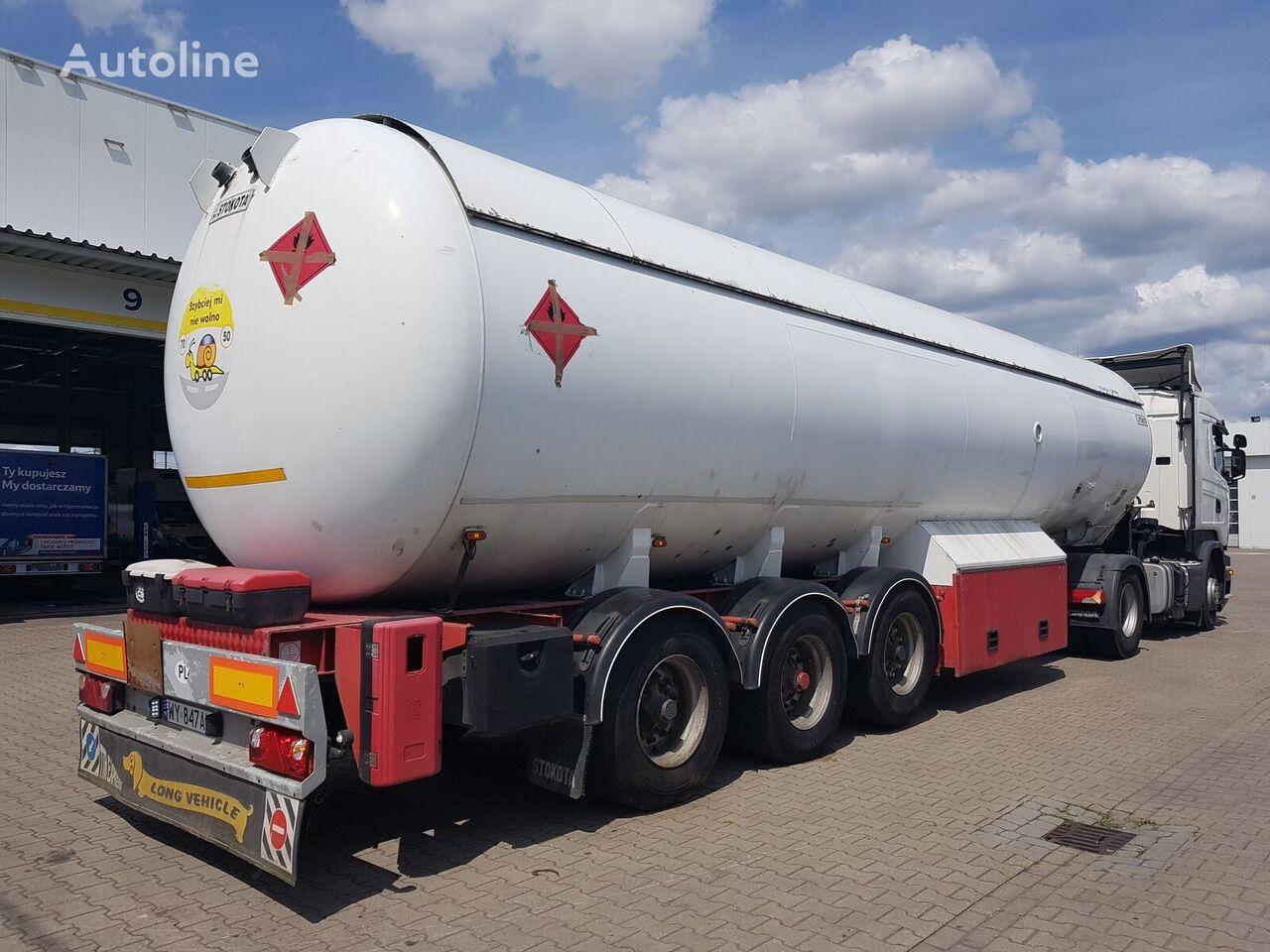 cisterna za plin STOKOTA LDS LPG 48 m3