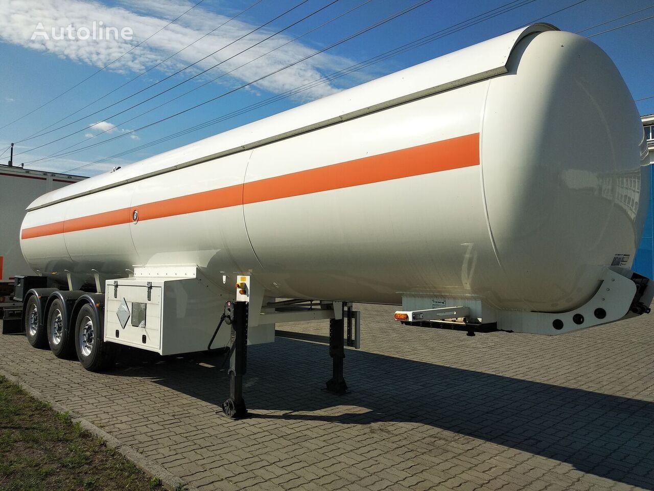 nova cisterna za plin Technoimpianti Apm