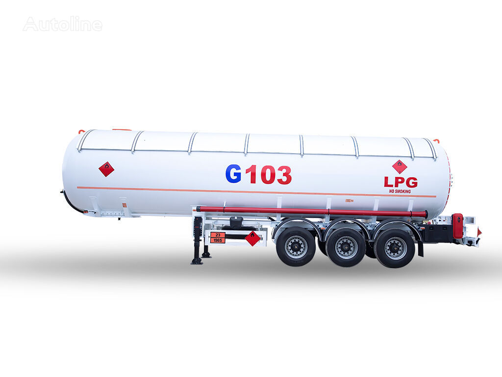 nova cisterna za plin YILTEKS 2020