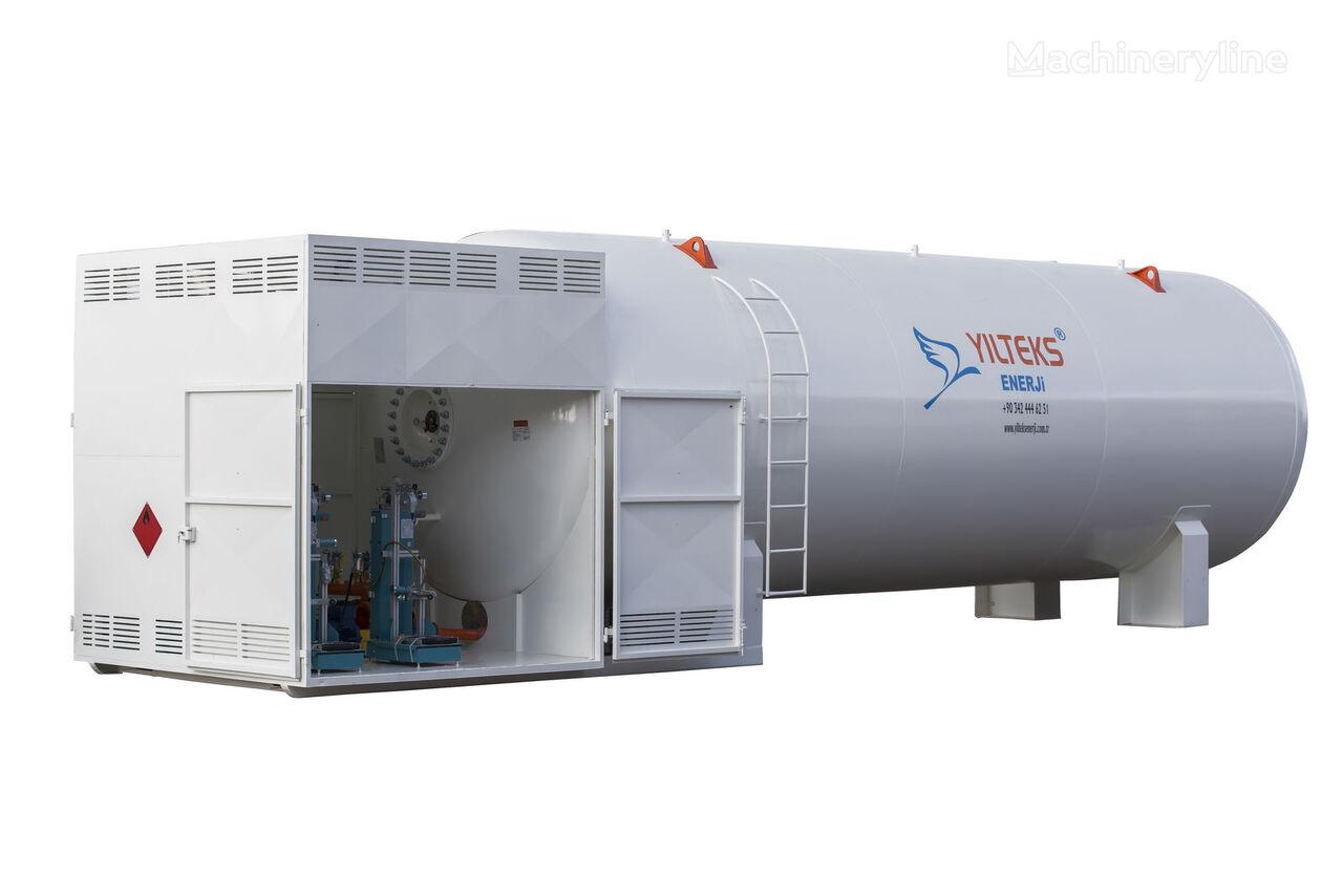 nova cisterna za plin YILTEKS LPG Skid Tank