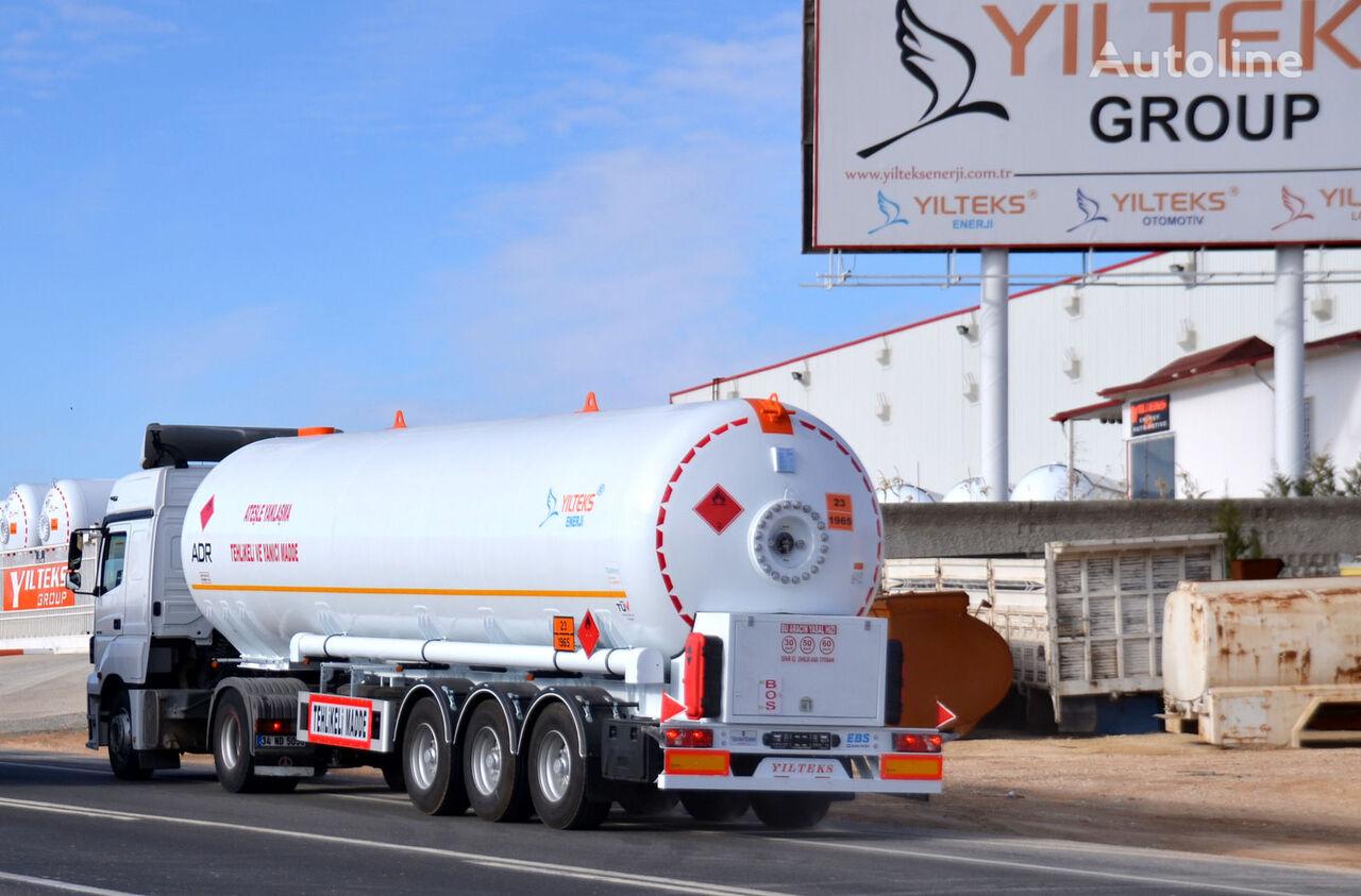 nova cisterna za plin YILTEKS LPG TRAİLER - ADR