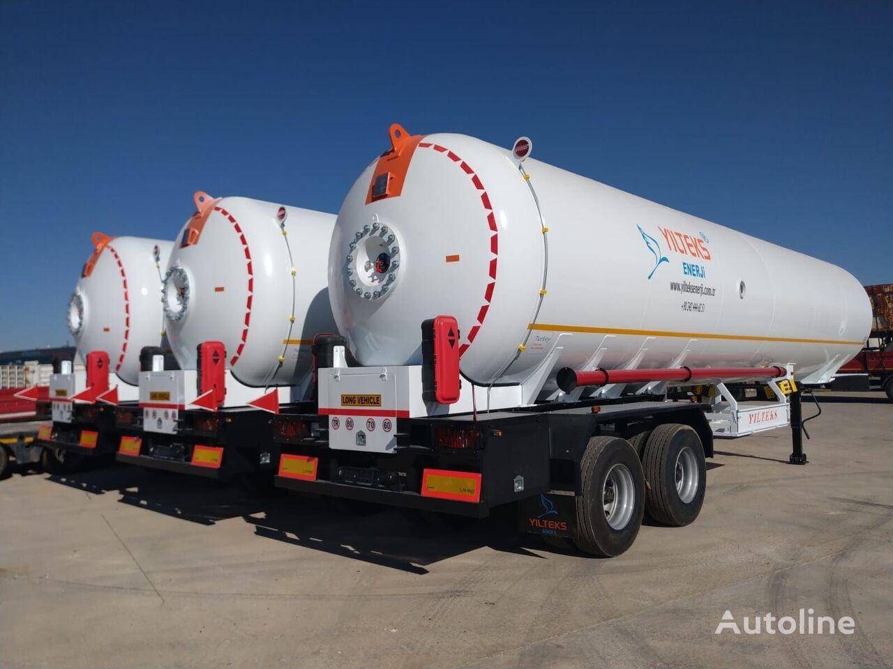 nova cisterna za plin YILTEKS Trailer LPG