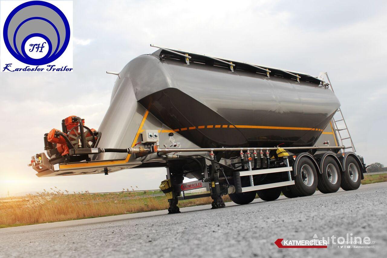 nova cisterna za prevoz cementa Katmerciler Kardesler 30