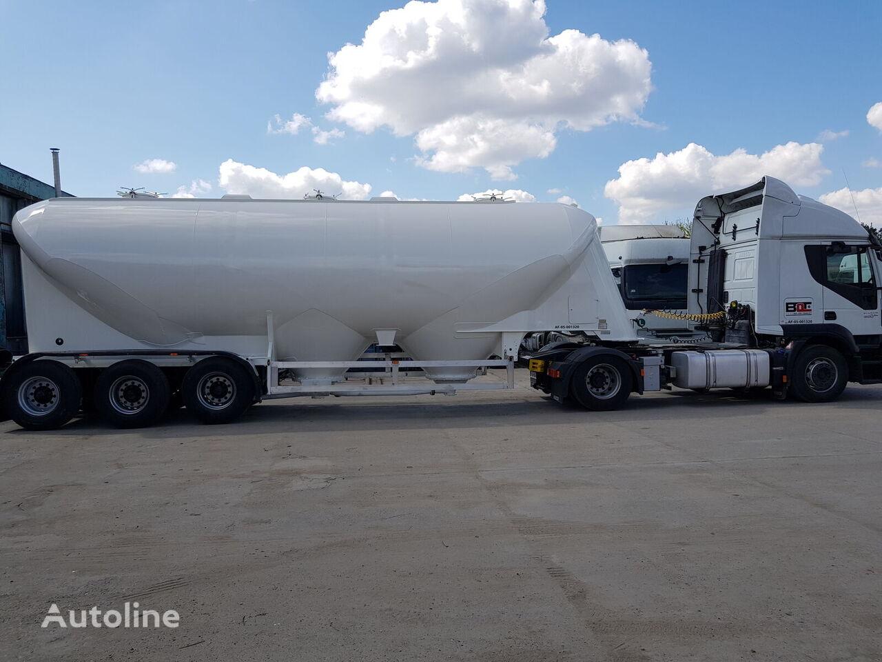 cisterna za prevoz cementa SPITZER Sl 2441