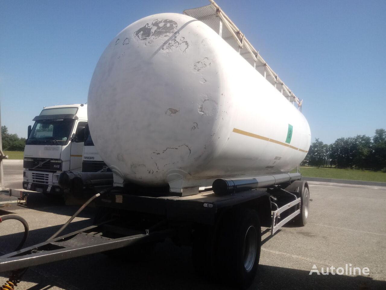 cisterna za prevoz moke PIACENZA R22V2E TRASPORTO GRANULAI