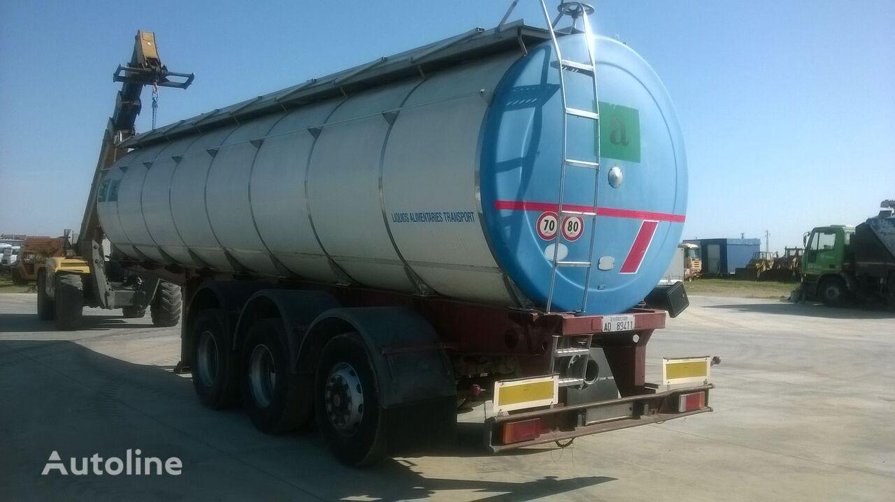 cisterna za živila ACERBI ACERBI 02T